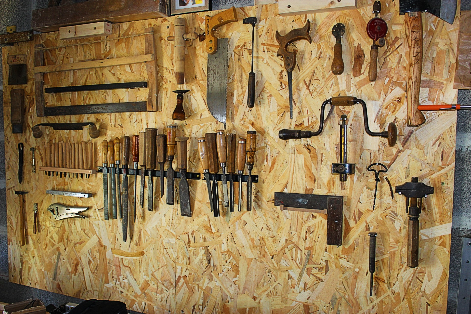 atelier outils