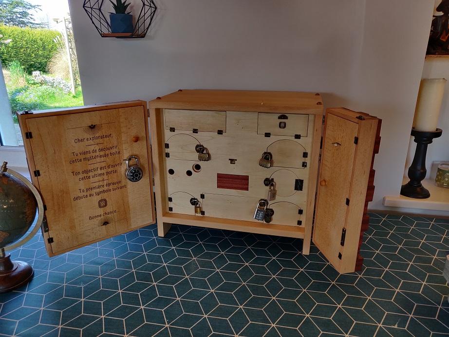 escape box wood eben 2